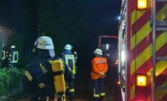 FFW Schiffdorf: Kurzschluss sorgt für Einsatz der Feuerwehr