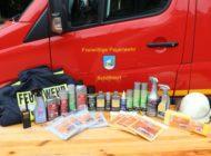 FFW Schiffdorf: Gemeindefeuerwehr erhält Spende von Liqui Moly