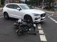 POL-CE: Celle - Beim Abbiegen Motorroller übersehen
