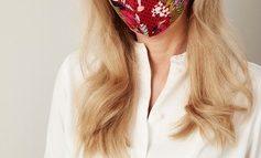 Exklusiv bei Lidl: Stylische Mund-Nasen-Bedeckungen von Designerin Jette Joop ab dem 20. Juli / Lidl unterstützt die Corona-Nothilfe des Deutschen Roten Kreuzes durch den Verkauf der designten Masken