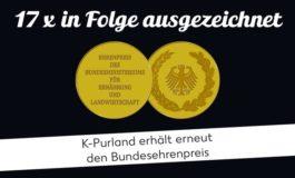 Höchste Qualitätsauszeichnung der deutschen Ernährungswirtschaft: Bundesehrenpreis für Kaufland Fleischwaren