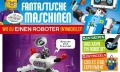 Neuerscheinung LEGO EXPLORER-Magazin erobert das Zeitschriftenregal