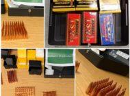 HZA-B: Berliner Zöllner vereiteln Munitionsausfuhr Sicherstellung von 450 Schuss Munition