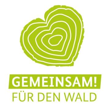 Deutschland zeigt sein Grünes Herz für den Wald / Aufruf zu Solidarisierungsaktion anlässlich der Deutschen Waldtage 2020