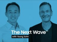 "Mathias Döpfner in neuer Interview-Reihe ""The Next Wave with Young Sohn"", presented by Samsung"