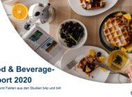 b4p Report Food: Essen und Trinken kommen beim Verbraucher gut an - auch in der Werbung