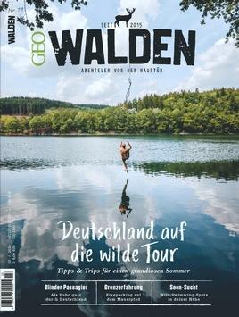 Urlaub in Deutschland: WALDEN zeigt die wild-schönsten Touren