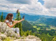 Bleiben Sie gesund, mit Erholung in den Bergen und am Meer