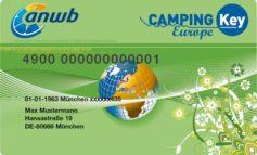 Camping Key Europe: Schutz und viele Vorteile im Campingurlaub / Rabatte auf über 2.500 Campingplätzen / Versicherungspaket für Camper / CKE als Ausweisersatz / Preisvorteile bei Campingausrüstung