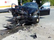 POL-CUX: Verkehrsunfall mit mehreren Verletzten
