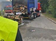 FW-M: Geschlossener Container brennt (Schwabing-Freimann)