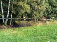 FW-ROW: Flächenbrand am Waldrand
