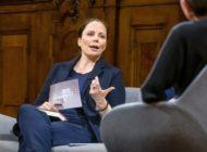 """""""Das Literarische Quartett"""" im ZDF mit den Gästen Christian Berkel, Dörte Hansen und Vea Kaiser"""