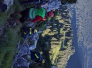 THW Bayern: Sprengung an der Benediktenwand