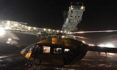 """""""Christoph Westfalen"""" fliegt Notfalleinsätze auch bei Nacht / Probebetrieb mit Nachtsichtbrillen erfolgreich abgeschlossen / Greven wird vierte ADAC Luftrettungsstation mit Nachtsicht-Technologie"""
