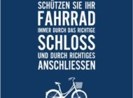 POL-Bremerhaven: Fahrräder vor Diebstahl schützen - Codieraktion der Polizei