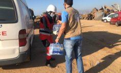 """Explosion in Beirut: Als wäre die ganze Bundesstadt Bonn von heute auf morgen obdachlos / Bündnisorganisationen von """"Aktion Deutschland Hilft"""" sind vor Ort und leisten Nothilfe"""
