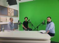 Vom Design-Thinking-Projekt zum erfolgreichen Unternehmen - die neue Folge des HPI-Podcast Neuland mit Dr. Claudia Nicolai und Lucas Paes de Melo