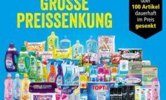 NORMA reduziert Preise von mehr als 100 Drogerie- und Kosmetik-Artikeln / Riesen-Preissenkungs-Aktion bei Wasch-, Putz- und Reinigungsartikeln