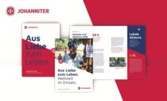 Johanniter: mehr als Blaulicht / Jahresbericht der Johanniter-Unfall-Hilfe und Projektbericht der Johanniter-Auslandshilfe erschienen