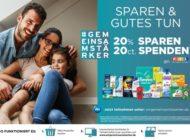Aktion #GemeinsamStärker geht in die nächste Runde: Mit der einzigartigen Aktion von Procter & Gamble sparen Kunden und P&G spendet zugleich für Familien und Kinder in der Corona-Krise