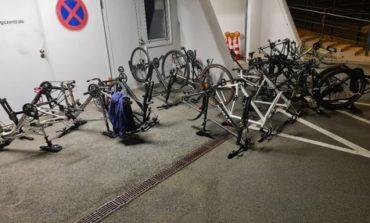 BPOLI BHL: Bikes und Werkzeuge im Laderaum - Fahndungen der Bundespolizei erfolgreich