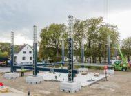 PERI druckt erstes Wohnhaus Deutschlands