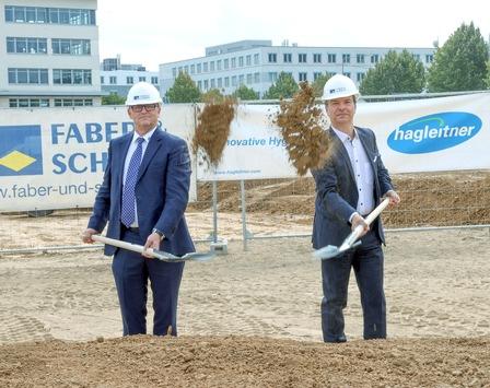 Hygieneunternehmen Hagleitner expandiert in Deutschland: In Frankfurt am Main entsteht eine eigene Deutschland-Zentrale