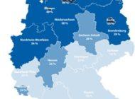 Norddeutsche fahren Ganzjahresreifen - Bayern setzen auf Reifenwechsel