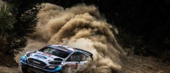 Ford Fiesta WRC-Pilot Gus Greensmith erzielt bei Türkei-Rallye als Fünfter sein bisher bestes WM-bestes Ergebnis