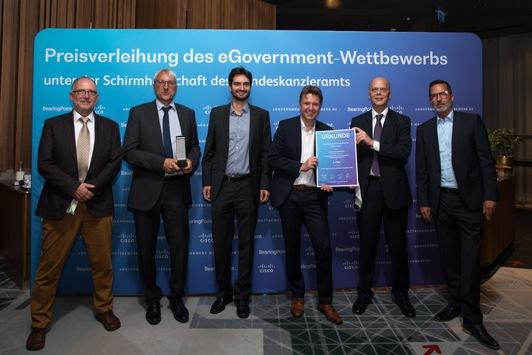 BG ETEM für KI-Projekt ausgezeichnet
