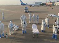 ADAC Ambulanz-Service bringt Patienten sicher nach Hause / Internationale Herausforderungen in Zeiten der weltweiten Pandemie / Unterstützung bei medizinischen Notfällen