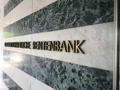 Rekord-Nachfrage nach erster Green-Bond-Benchmarkanleihe der Rentenbank