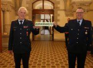 POL-OS: Wechsel des Regierungsbrandmeisters in Ostfriesland - Hohe Auszeichnung für Ernst Hemmen