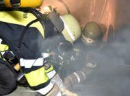 FW-M: Brand macht Wohnung unbewohnbar (Schwabing) Sonntag, 27. September 2020, 13.12 Uhr; Brunnerstraße