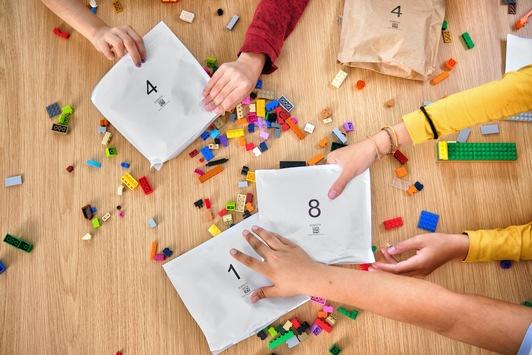 Die LEGO Gruppe investiert in den nächsten drei Jahren bis zu 400 Millionen US-Dollar, um ihre Nachhaltigkeitsagenda schneller voranzutreiben