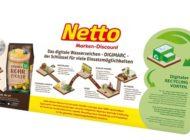 Deutscher Verpackungspreis 2020: Gold für digitale Netto-Technologie / Netto Marken-Discount gewinnt Gold-Award für innovatives Verpackungssystem seiner Eigenmarkenartikel