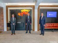 Hessens Innenminister und Präsident des BAMF bei Open Doors / Austausch über Maßnahmen zum Schutz christlicher Konvertiten