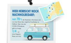 """Medizinische Urlaubsvorsorge ist wichtiger denn je: Mit dem kostenlosen Online-Tool """"Reiseimpfplaner"""" von Pfizer auf das """"New Normal"""" des Reisens bestmöglich vorbereitet sein"""