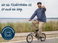 Die Fischbrötchenstraße in der Lübecker Bucht / An der Ostsee unterwegs zum norddeutschen Lieblingssnack