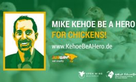 Neuer Subway-Präsident Mike Kehoe kann ein Held werden