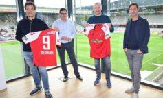 Rose Bikes wird offizieller Fahrrad-Ausstatter des SC Freiburg und wirbt auf den Trikotärmeln der SC-Profis