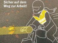 """Mit dem Motorrad sicher durch den Herbst / BGHW-Film """"Sicherheit im Blut"""" / Fahrerisches Können und Aufmerksamkeit durch Fahrsicherheitstrainings verbessern"""