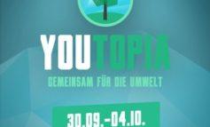 """YouTopia: Fünf Tage im Zeichen des Klimawandels / toom unterstützt Charity Live-Event """"YouTopia - Gemeinsam für die Umwelt"""" und spendet 10.000 Bäume an """"Plant for the Planet"""""""