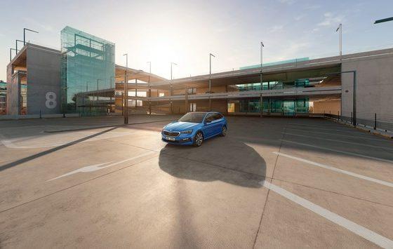 SKODA AUTO kooperiert mit Parkopedia für eine schnellere und bequemere Parkplatzsuche mit Echtzeit-Informationen