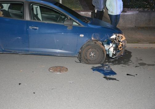 POL-HF: Parkenden PKW beschädigt und geflüchtet- Verursacherin ermittelt