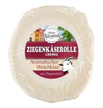 """Der Hersteller JERMI Käsewerk GmbH informiert über einen Warenrückruf des Produktes """"Meine Käserei Ziegenkäserolle, 100 g""""."""