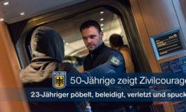 Bundespolizeidirektion München: Streit in S-Bahn eskaliert: Rauchen, Pöbeln und unkorrekt aufgesetzte Mund-Nasenbedeckung