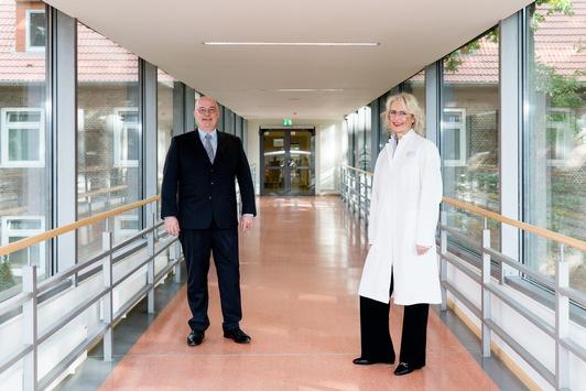 Altersmedizinische Expertin wechselt an das Asklepios Westklinikum Hamburg / Dr. Ann-Kathrin Meyer leitet Geriatrie