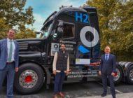 Startschuss für die Bayerische Wasserstoffstrategie - Förderprogramm für 100 H2-Tankstellen in Bayern und Quantron Energon mittendrin